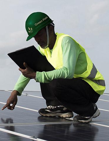 Energía Solar Green Path